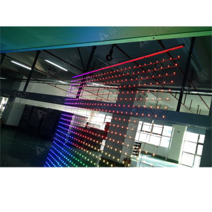 Indoor LED Curtain